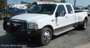 2005 Ford F350 King Ranch Crew Cab Pickup Truck | Item DD152...