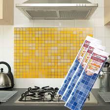 grid mosaic bathroom waterproof self adhesive ceramic tile
