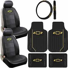 2013 Chevy Impala Floor Mats by 9pc Chevrolet Chevy Original Elite Logo Rubber Floor Mats Sideless