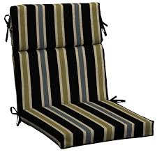 Hampton Bay Black Ribbon Stripe Outdoor Dining Chair Cushion Sunbrella Covers Lounge Replaceme Ding High Chair Big Lorell Padded Fabric Seat Cushion For Conjure Executive Mid Casco Bay Adirondack And Back Islamorada Indoor Rattan With Cushions Memory Foam Buyers Guide Reviews Havenside Home Driftwood 3section Outdoor Marine Blue In Stone Colour Wicker Round Tags Fairfield Office Furnishings 102335 Leather Allen Roth Neverwet Woven Grey Paisley Anda 3d Arms Gaming Highback Ergonomic Pillow Ad4xl Cushion Edge Highback Chair 5405