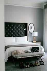 Best 25 Black Headboard Ideas On Pinterest