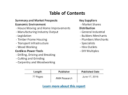 professional portable power tools market report uk 2016 2020 analys u2026