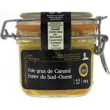 casino délices foie gras de canard entier du sud ouest 4 5