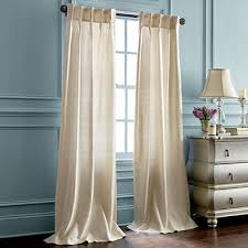 Jcpenney Curtains For French Doors by Royal Velvet Supreme Pinch Pleat Back Tab Window Treatments