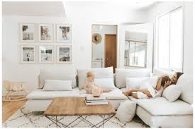 sofa ikea grau