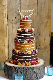 Michaels Wedding Car Decorations by 4 Tier Cake With Chocolate And Sponge Decorated With
