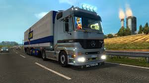 Mercedes MP1 » Modai.lt - Farming Simulator Euro Truck Simulator ...
