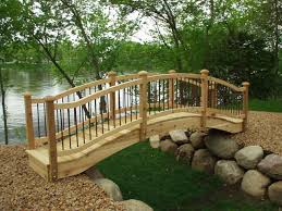 Landscape Bridge | Pedestrian Bridge, BJ Style 16 Foot Bridge ... Apartments Appealing Small Garden Bridges Related Keywords Amazoncom Best Choice Products Wooden Bridge 5 Natural Finish Short Post 420ft Treated Pine Amelia Single Rail Coral Coast Willow Creek 6ft Metal Hayneedle Red Cedar Eden 12 Picket Bridge Designs 14ft Double Selection Of Amazing Backyards Gorgeous Backyard Fniture 8ft Wrought Iron Ox Art Company Youll Want For Your Own Home Pond Landscaping Fleagorcom