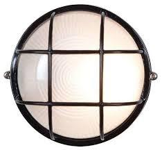 access lighting 20294 bl fst nauticus modern outdoor wall light