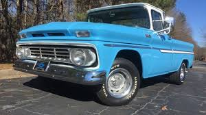 1962 Chevrolet C/K Truck For Sale Near Atlanta, Georgia 30340 ...