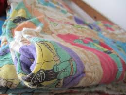 Ninja Turtle Twin Bedding Set by The Sewer Den Issue 19 Goodnight Turtle
