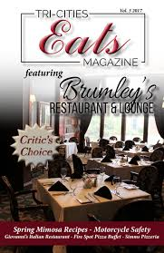 The Dining Room Jonesborough Tn Hours by Tri Cities Eats Vol 3 2017 By Tri Cities Best Homes U0026 Tri Cities