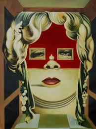 Salvador Dali Mae Wests Lips Sofa by Ii Volto Di Mae West By Salvador Dali Dali Pinterest