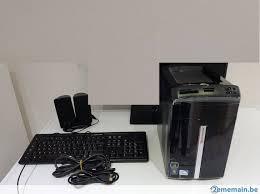 ordinateur de bureau packard bell pc bureau ordinateur tour packard bell imedia s3720 windows a