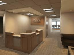 Reception Area Of Manion Gaynor Manning LLP