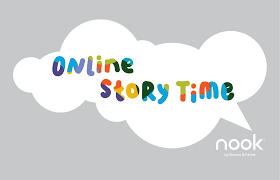 line Storytime Alexander and the Terrible Horrible No Good