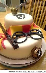harry potter cake kuchen ideen motivtorten mehrstöckige