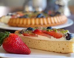 rezept früchte quark kuchen mit joghurt panna cotta spiegel lowcarb glutenfrei