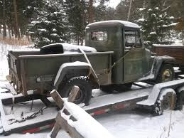 100 Willys Truck Parts Specialty Jeep Military And Civilian USED