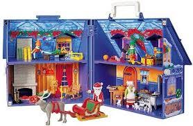 maison du pere noel playmobil 1d spécial fêtes fête de noël 5755 3517 maison du père noël