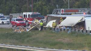 100 Trucks For Sale In Colorado Springs Grocery Truck Rollover Shuts Down Part Of I25 For Hours Saturday