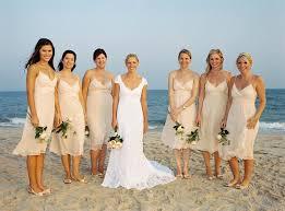 Romantic Beach Wedding Dress Photo