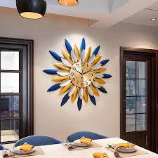 3d wanduhr für wohnzimmer kreative luxus wand uhr home decor