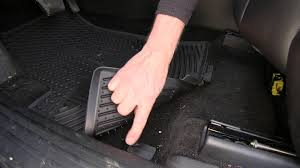 Quadratec Floor Mats Vs Weathertech by Review Of The Weathertech All Weather Front Floor Mats On A 2015