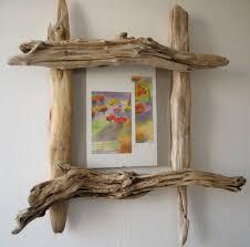 cadre bois flotté pinteres