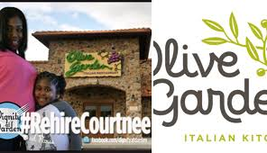 plaint Olive Garden Fired Philly Waitress Because She s