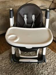 Compact Highchair Peg Perego Siesta Cacao Brown High Chair | In Norwich,  Norfolk | Gumtree