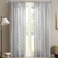 madison park irina single light filtering curtain panel products