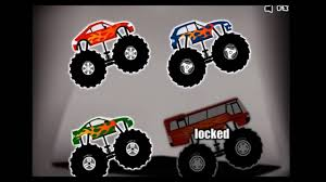 100 Monster Truck Destroyer All 12 Levels Walkthrough With