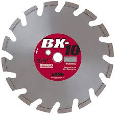 Tile Saw Blades Home Depot by Mk Diamond 14 In Segmented Rim Dry Cutting Diamond Saw Blade For