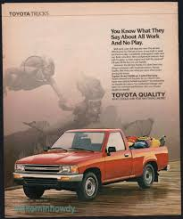 1989 TOYOTA 4x2 Red Pickup Truck AD | Cars | Pinterest | Toyota And Cars 1991 Toyota Truck Manual Best User Guides And Manuals 198995 Xtracab 4wd 198895 Used Pickup Interior Door Handles For Sale The Next Big Thing In Collector Vehicles Trucks 1989 Diagram Only Product Wiring Diagrams Magazine Pleasant Toyota Mini X Posure Truck Build Toyota Pickup Youtube 1987 Fuel Gas Yotatech Data 4 Runner 1 Print Image 4runner Pinterest 1985 Startwire Diy Enthusiasts Ignition House Symbols