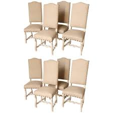 100 Dining Chairs Country English Style Set Of Eight Os Du Mouton Home