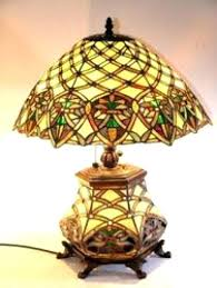 Ebay Antique Table Lamps by Bedroom Table Lamps Ebay Vintage Crystal Tiffany Dragonfly Lamp