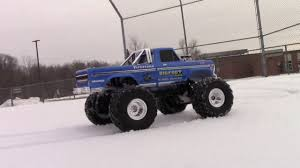 Traxxas BigFoot No.1 The Original Monster Truck In Snow!!! - YouTube Big Foot No1 Original Monster Truck Xl5 Tq84vdc Chg C The One And Only Trucks Monsters Sons Wip Beta Released Dseries Bigfoot Updated 12 Bigfoot Monster Truck Defects From Ford To Chevrolet After 35 Years Showtime Michigan Man Creates One Of The Coolest Mania Comes Mansfield Motor Speedway On Saturday Traxxas Bigfoot No 1 Rc Truck Buy Now Pay Later 0 Down Fancing Traxxas Rc Israel Wallpapers High Quality Backgrounds 360841sum Summit