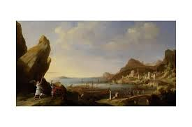 Coastal Landscape With Balaam And The Ass 1634