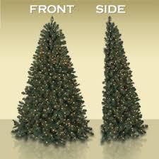 Balsam Hills Manhattan Flatback Artificial Christmas Tree