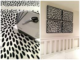 Diy Framed Fabric Wall Art Throughout Image 5 Of