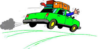 Road Clipart Car Travel 2