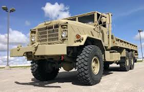 100 6x6 Military Truck 5 Ton Oshkosh Equipment Sales LLC