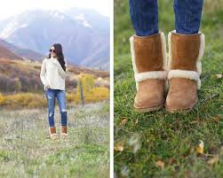 Sweater Ugg Boots Outfit
