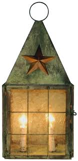 giveaway american made lighting by lanternland colonial copper