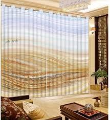 de wkjhdfgb große wüste gardinen moderne wohnzimmer