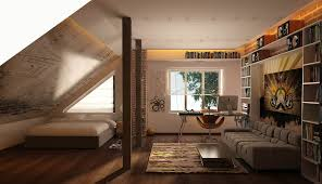 Bedroom Decorating Attic Bedrooms Decor Wardrobe Cabinet With Perfect Design Ideas Delectable Color On Category