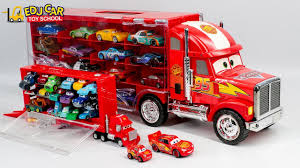 Learning Color Special Disney Pixar Cars Mini Lightning McQueen Mack ...