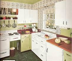 1950s Kitchen Style