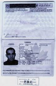 canadian passports the disguise of choice for international